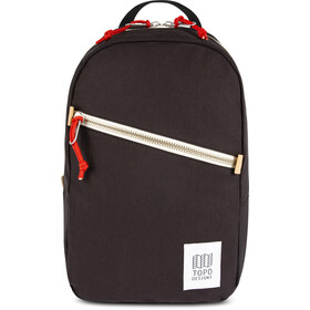 Topo Designs Light Sac À Dos, black canvas